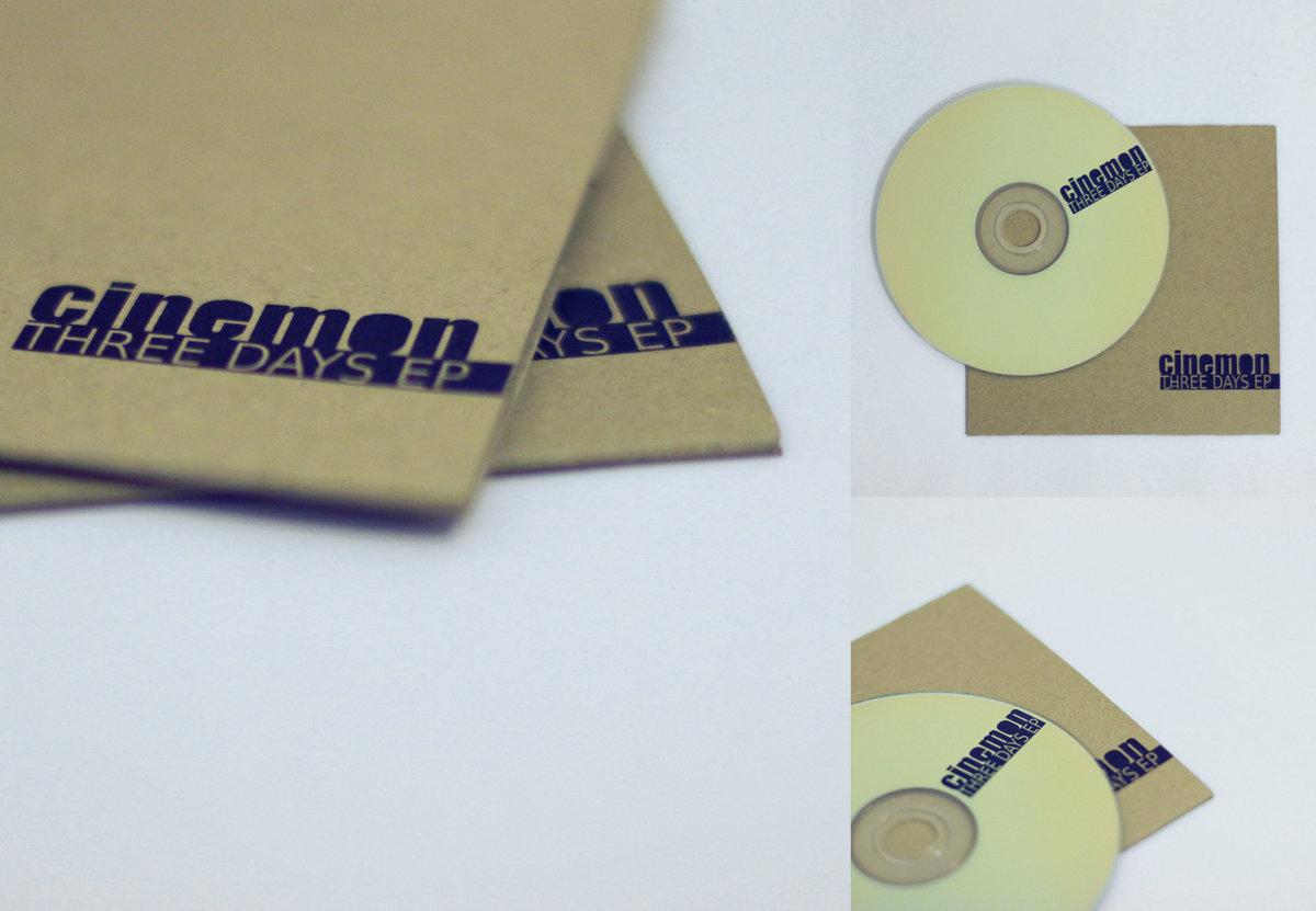 Cinemon – Three Days EP, Wersja Powiększona (2012)